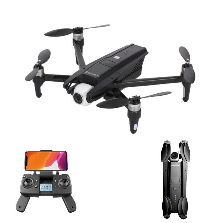 JJRC X15 Dragonfly drone GPS WiFi FPV and 6K HD camera adjustable 160°2-axis