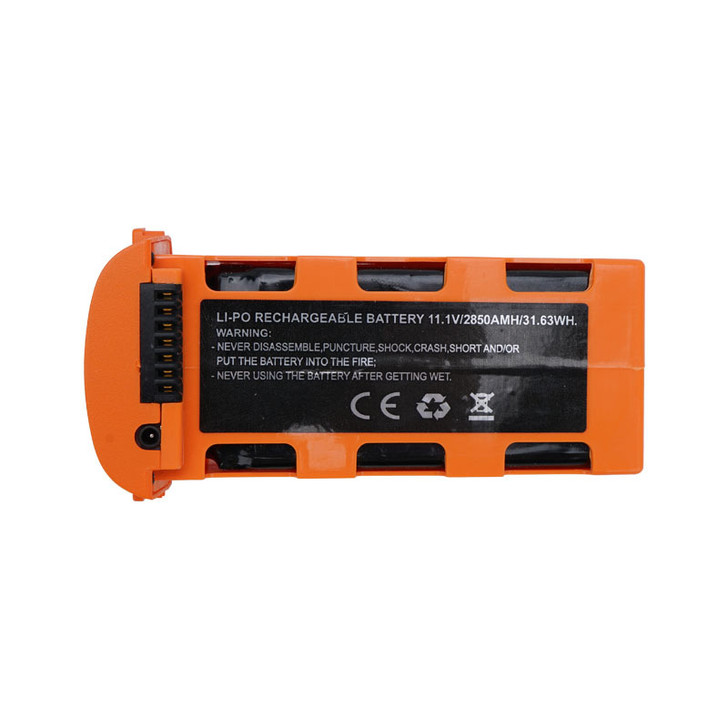 JJRC X17 original battery with a capacity of 11.1V 2850mAh LiPo