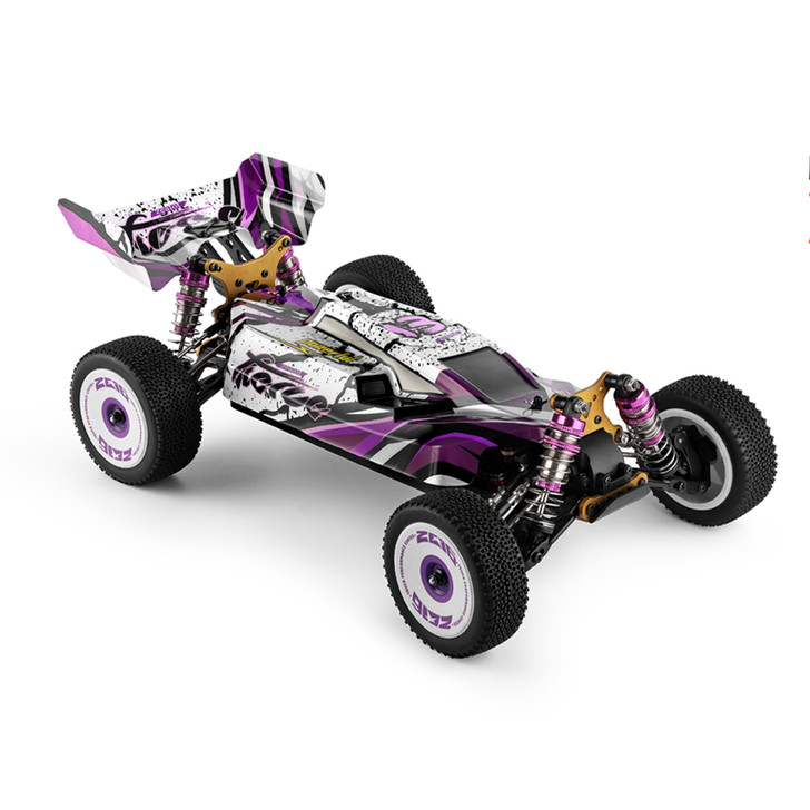 Wltoys 124019 RTR 1/12 2.4G 4WD 60km/h Metal Chassis RC Car Vehicles Models Kids Toys