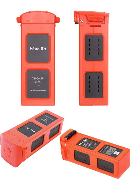 Autel Robotics EVO II Intelligent Battery 7100mAh Li-Po Charger Batteries Charging Hub for EVO II/Pro/Dual General Accessories