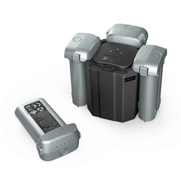 Hubsan ZINO Mini PRO smart charging butler