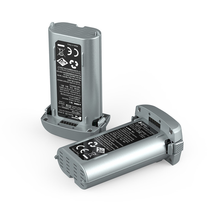 Hubsan ZINO Mini PRO original battery capacity is 7.2V 2400mAh lithium battery