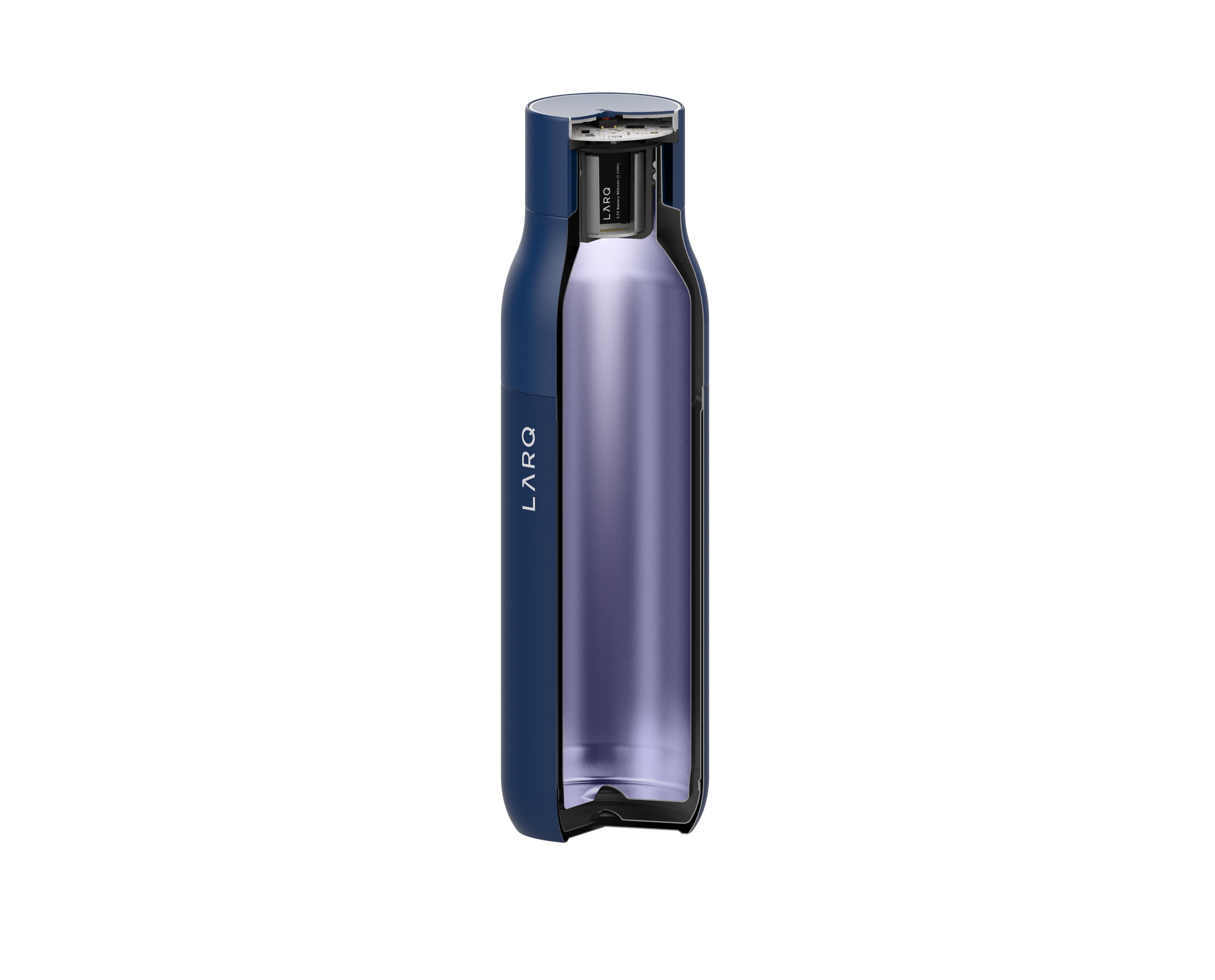 LARQ Bottle opened