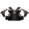 Warrior Rabil NXT Youth Lacrosse Shoulder Pads - Black