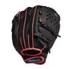 "Wilson 2022 Flash 11.5"" Fastpitch Softball Infield Glove - Right Hand Throw"