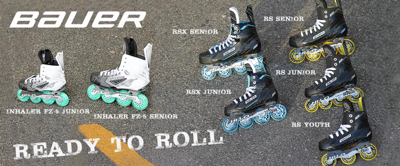Inline Hockey Skates For Less Everysportforless Com