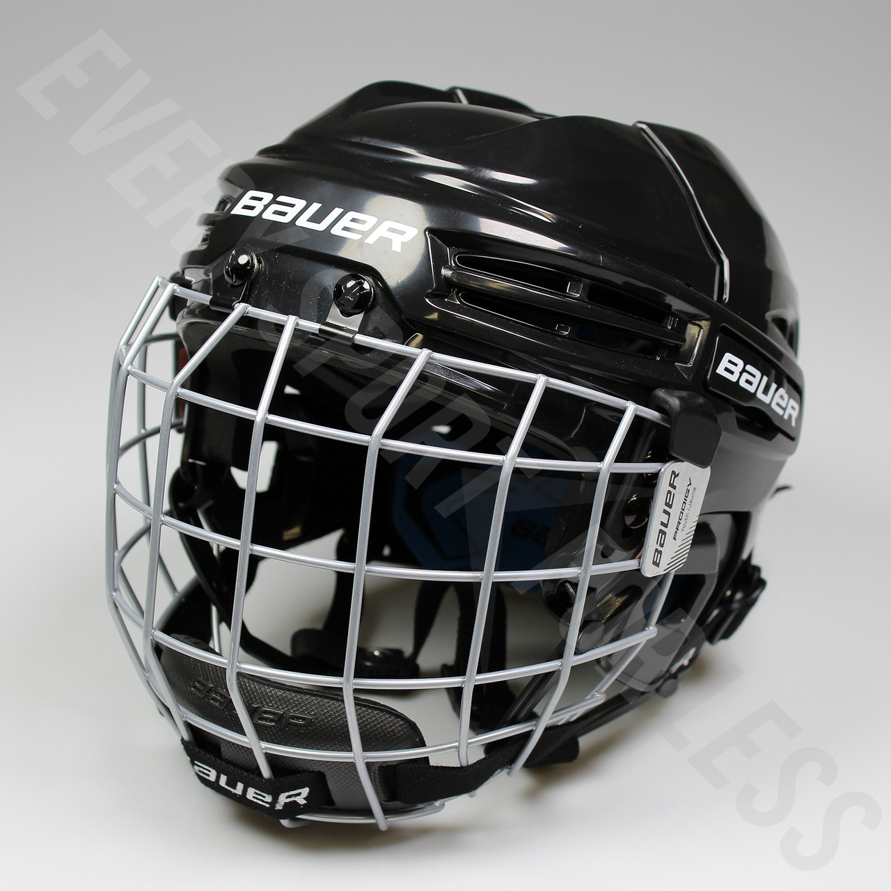 81a0266c269 ... Bauer Prodigy Youth W  Cage Ice Hockey Helmet Combo - Black ...