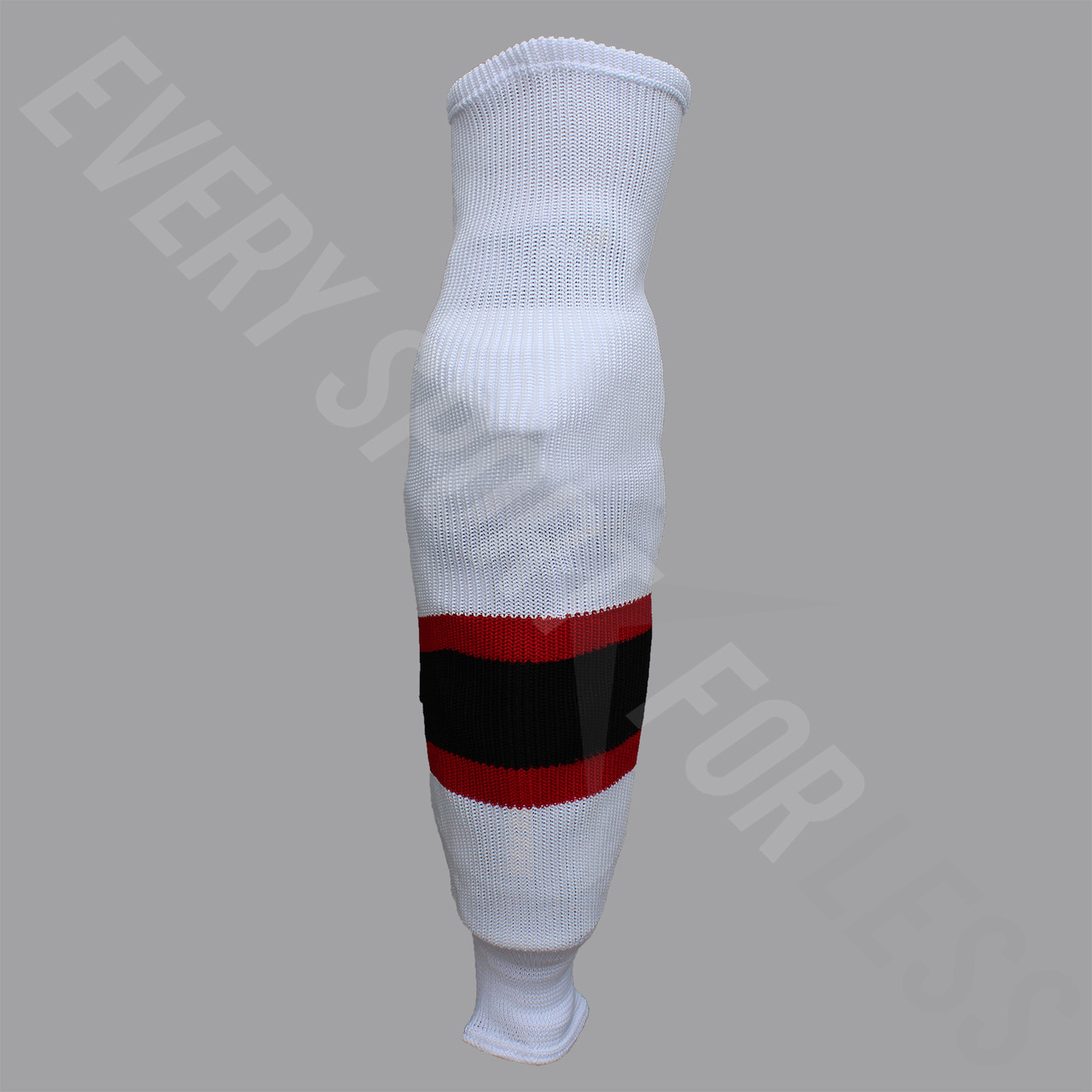 cfc77ba70f11 ... KOBE 9800 Hockey Socks - New Jersey Devils White ...