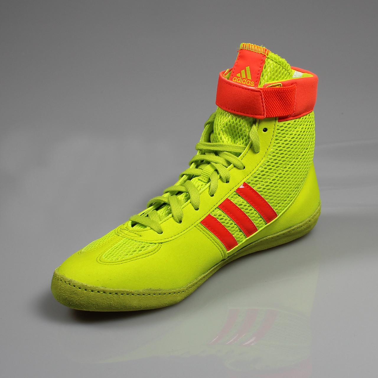 9a0d71a8441 ... Adidas Combat Speed 4 Senior Wrestling Shoes B40609 - Yellow