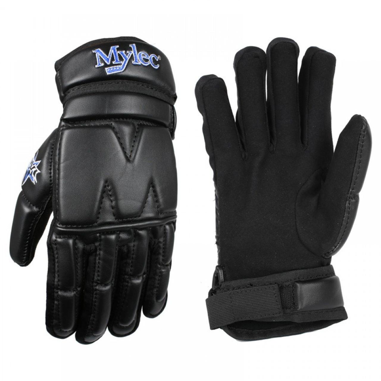 Mylec Street Hockey Gloves Black