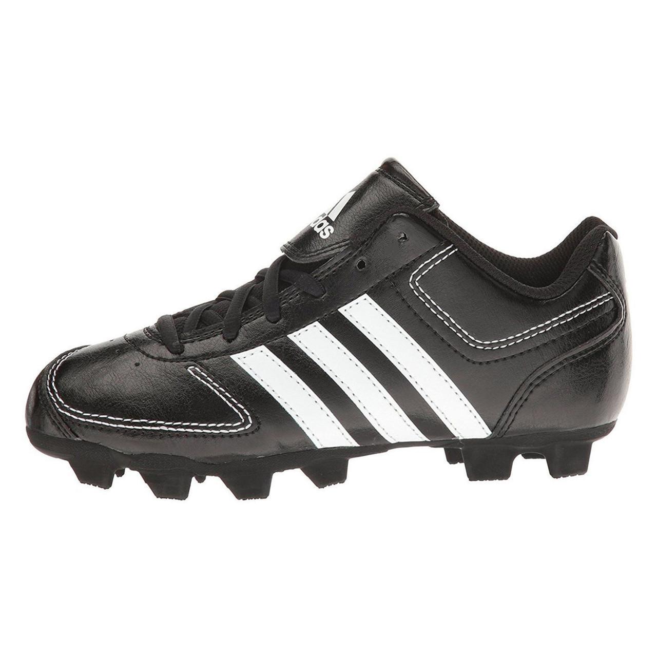 Adidas Tater TPU 4k Youth Junior Baseball Cleats G66359 - Black and ... f4c030e23bb