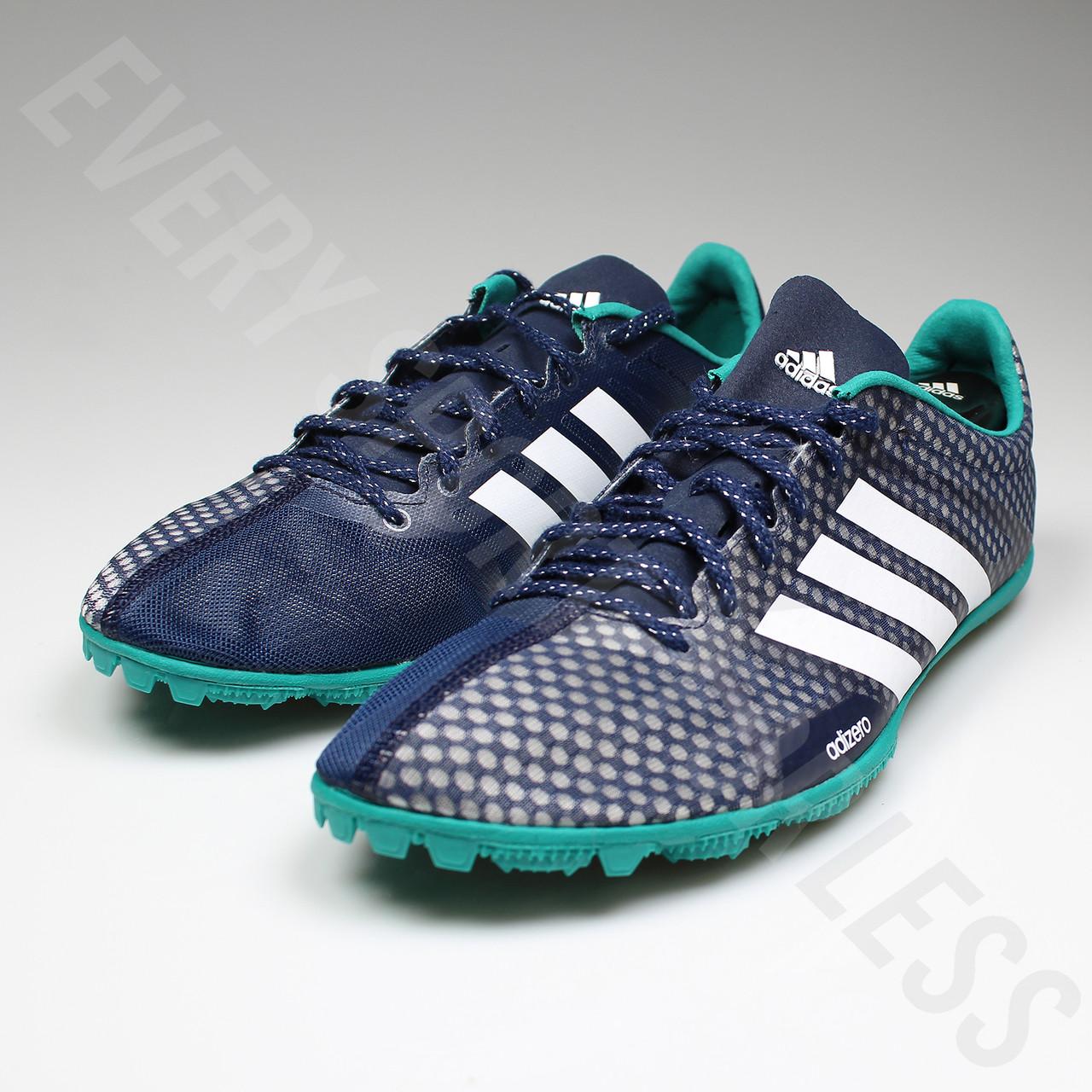 the latest 1434d 4c58b ... Adidas Adizero Ambition 3 Men s Track Running Spikes AQ5592 ...