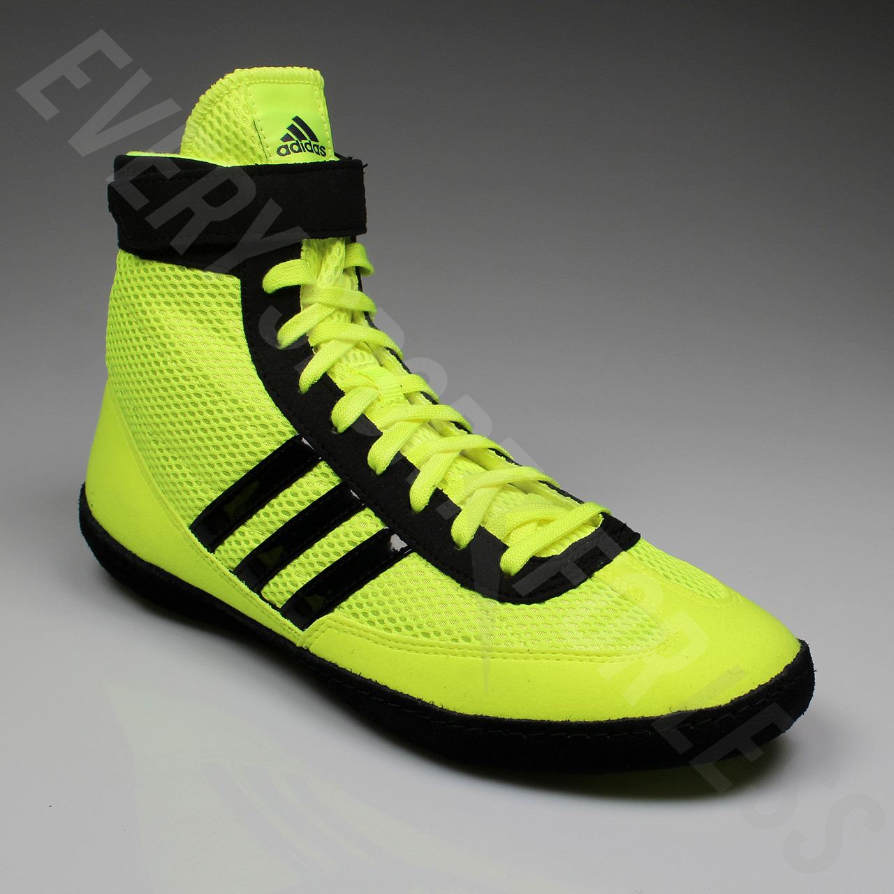 589db627cfe ... Adidas Combat Speed 4 Senior Wrestling Shoes S77933 - Yellow
