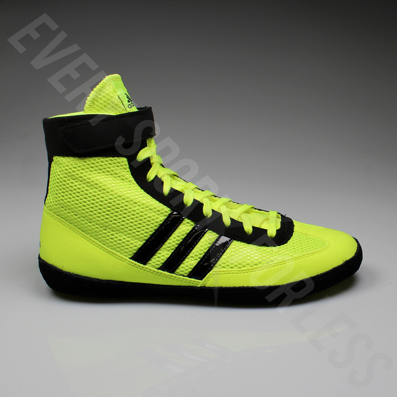 ... Adidas Combat Speed 4 Senior Wrestling Shoes S77933 - Yellow 52616b15a
