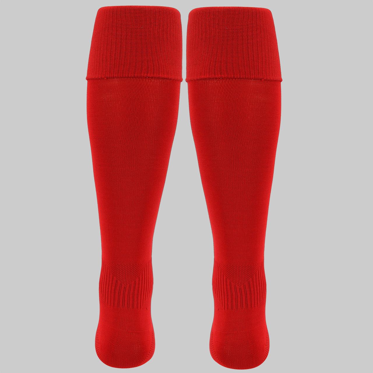 0cc015c00 ... Adidas Metro IV OTC Soccer Socks - Power Red, White, Clear Grey