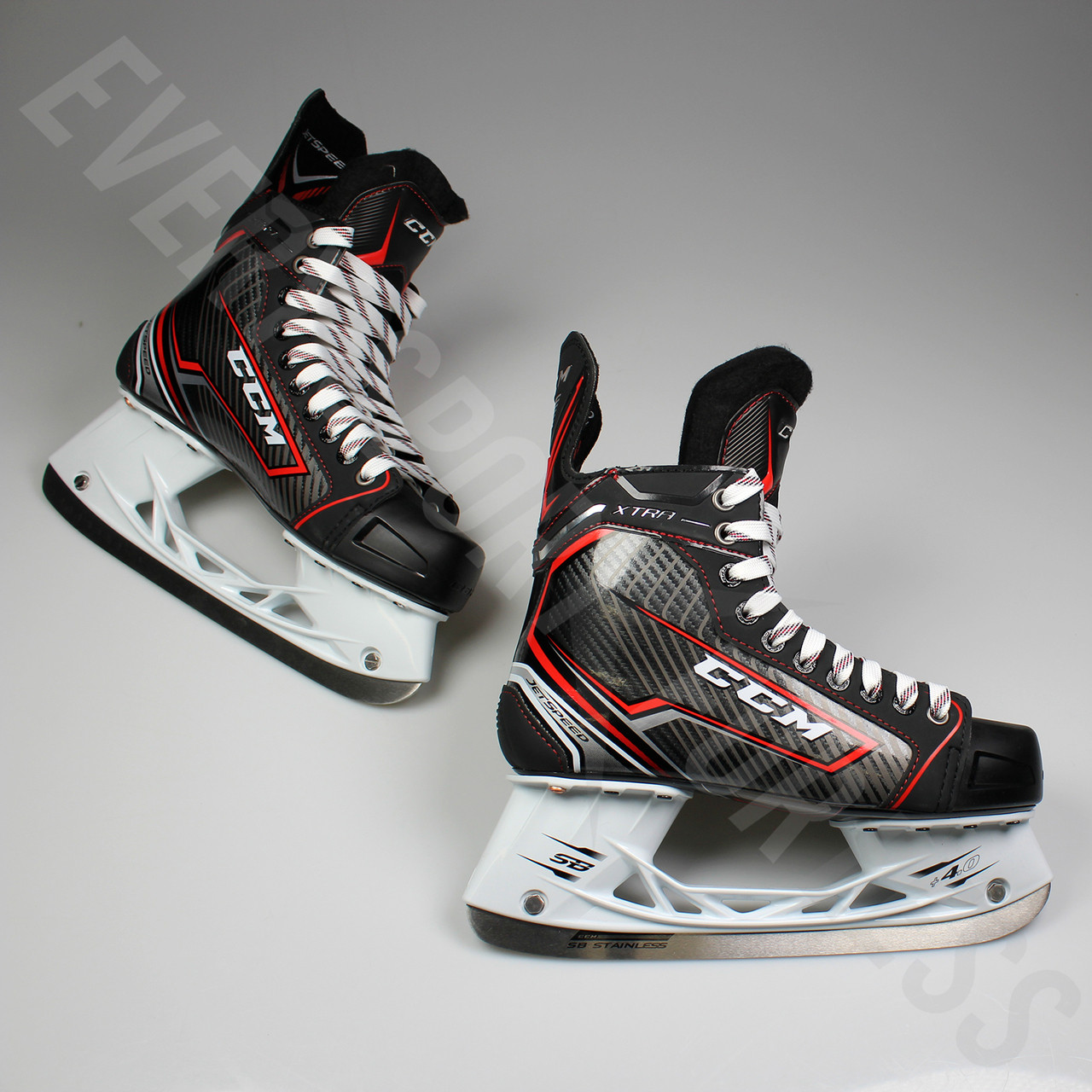 26ae26848de CCM Jetspeed Xtra II Senior Ice Hockey Skates - SPECIAL MAKE UP for ...