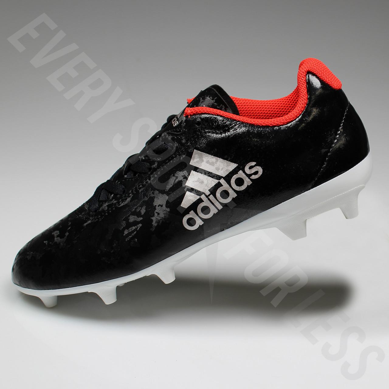 588e5c131 ... Adidas X 17.4 FG Women's Soccer Cleats BA8564 - Black, White, ...