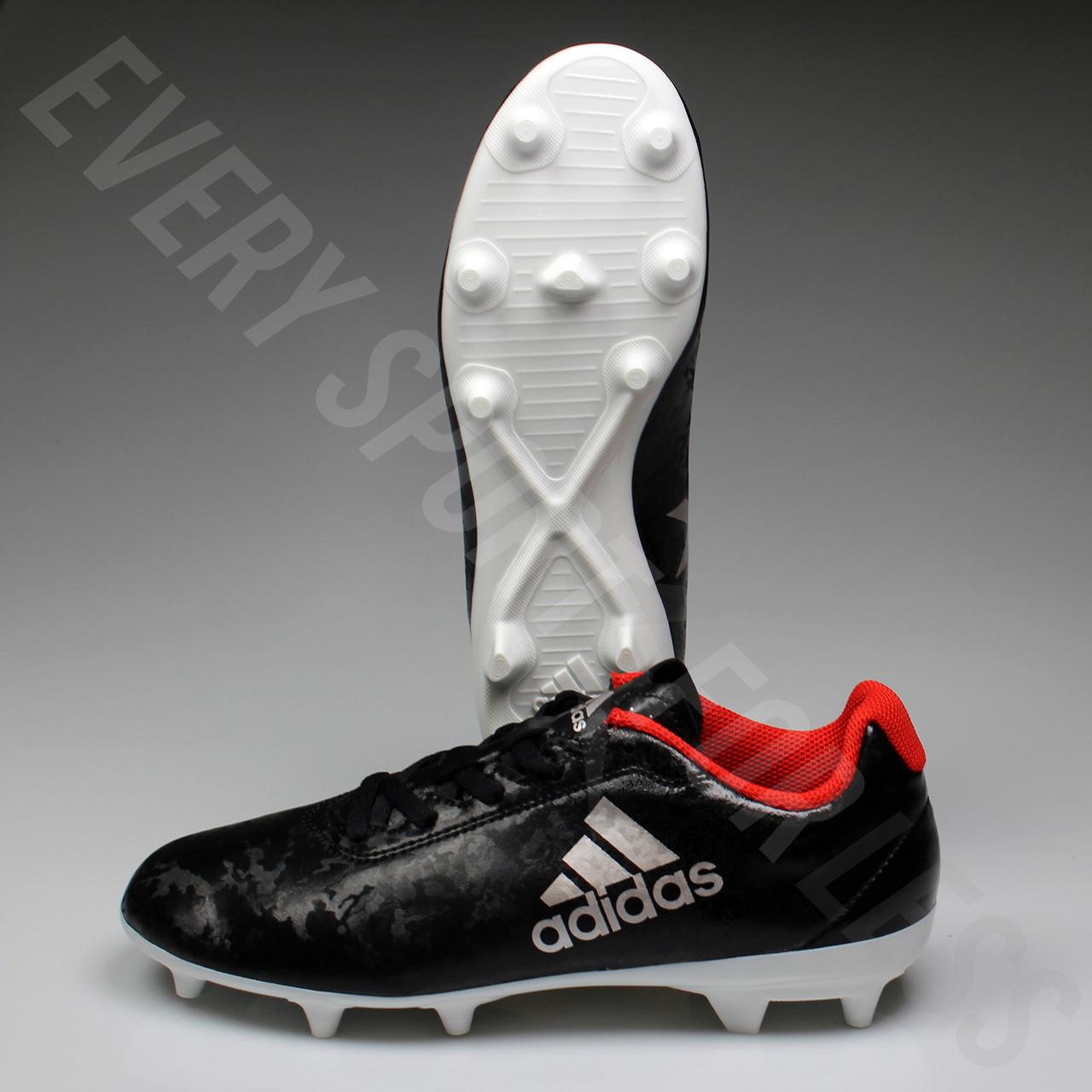 221f926d4410 ... Adidas X 17.4 FG Women s Soccer Cleats BA8564 - Black
