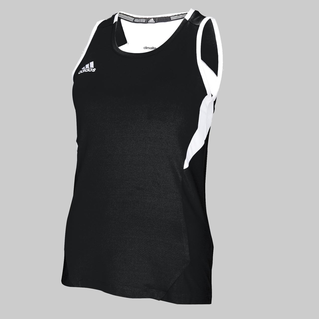4c609362f3c ... Adidas Women's Utility Athletic Tank Top - Black, ...
