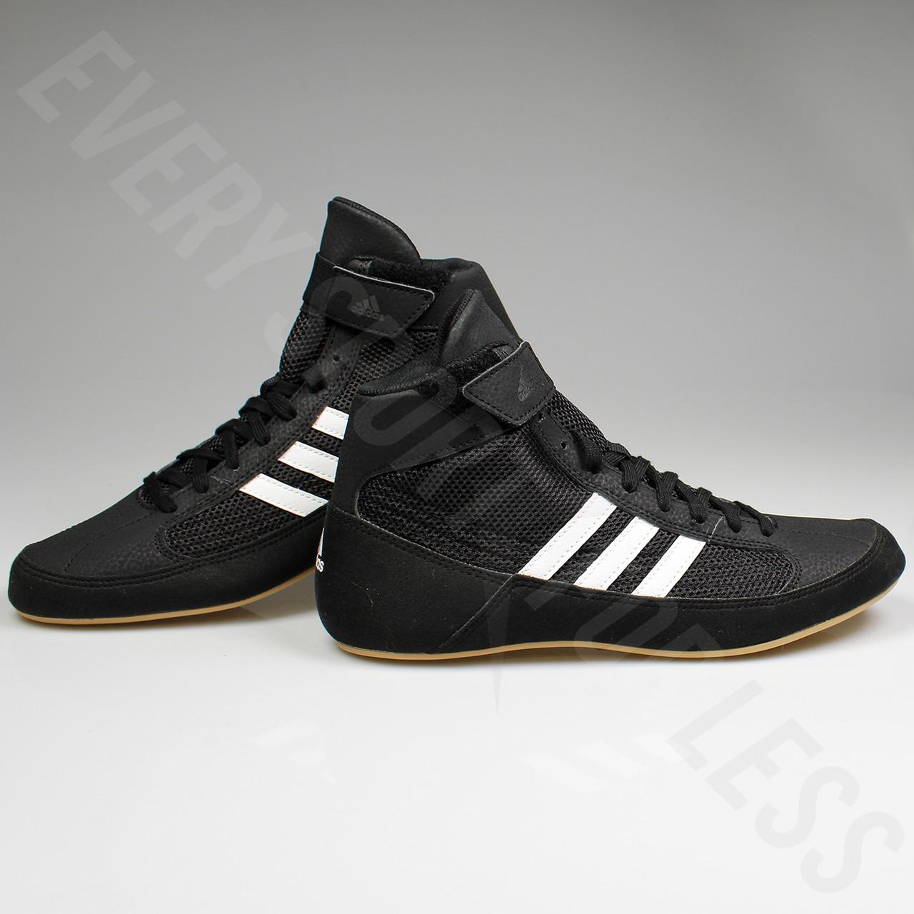 size 40 964b0 954af adidas HVC 2 Youth Wrestling Shoes 2 AQ3327 Athletic