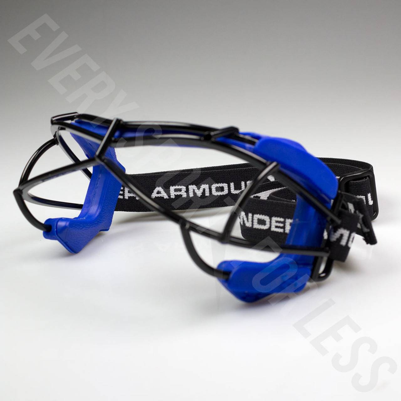 c40022866a ... Under Armour Illusion 2 Lacrosse   Field Hockey Goggles - Royal ...