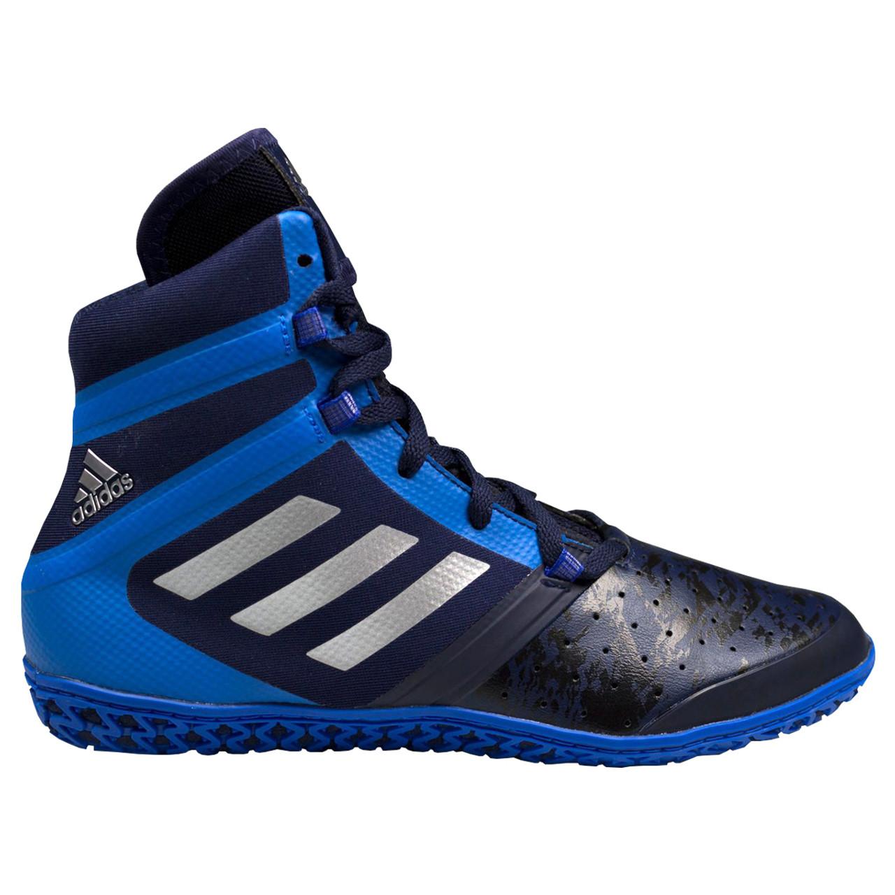 Adidas Impact Wrestling Shoes | Navy