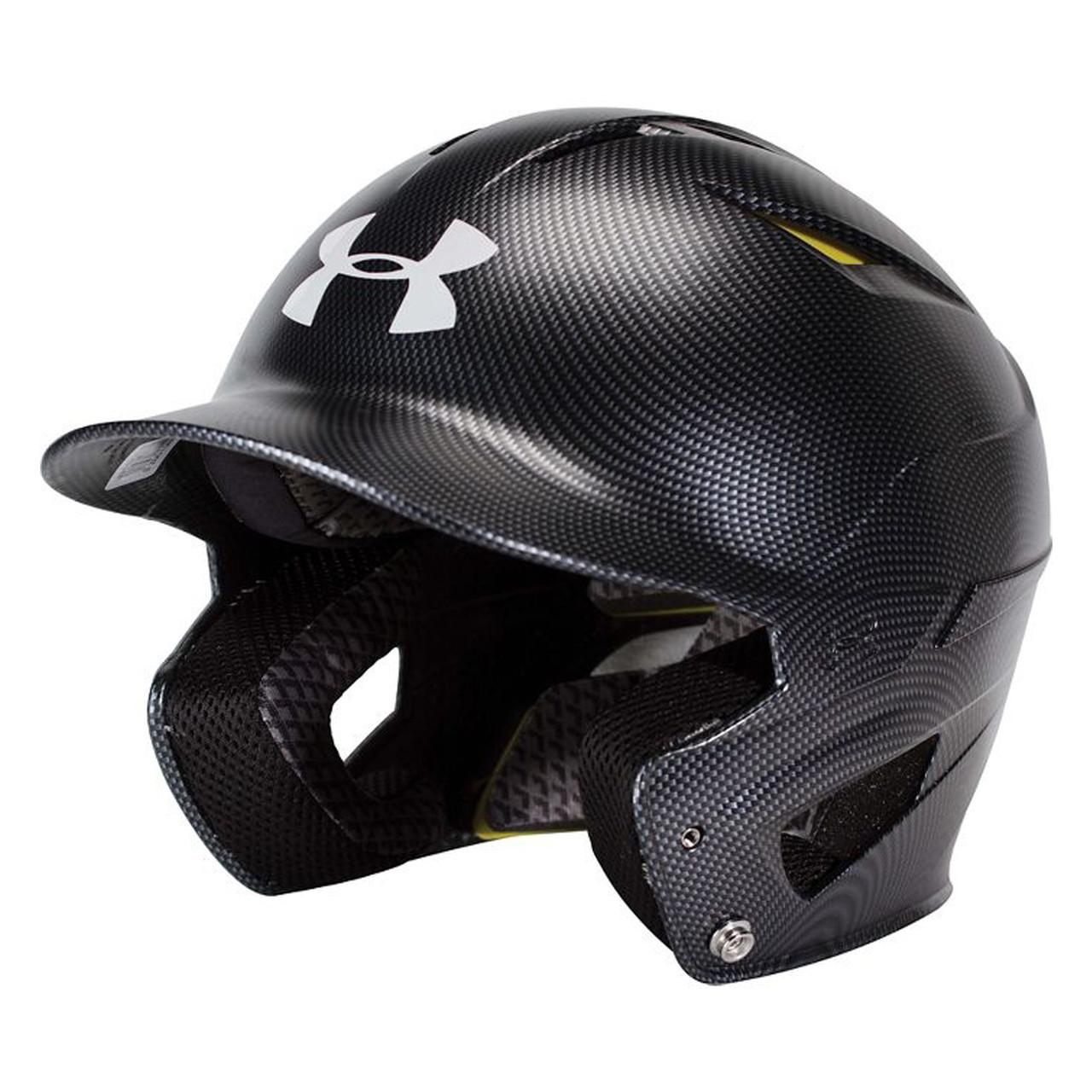 1303859f1eb Under Armour Converge CarbonTech Senior Baseball Batting Helmet ...