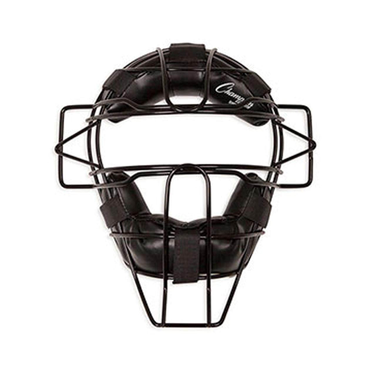 720fca85c21b Champion Adult Umpire Mask - Black