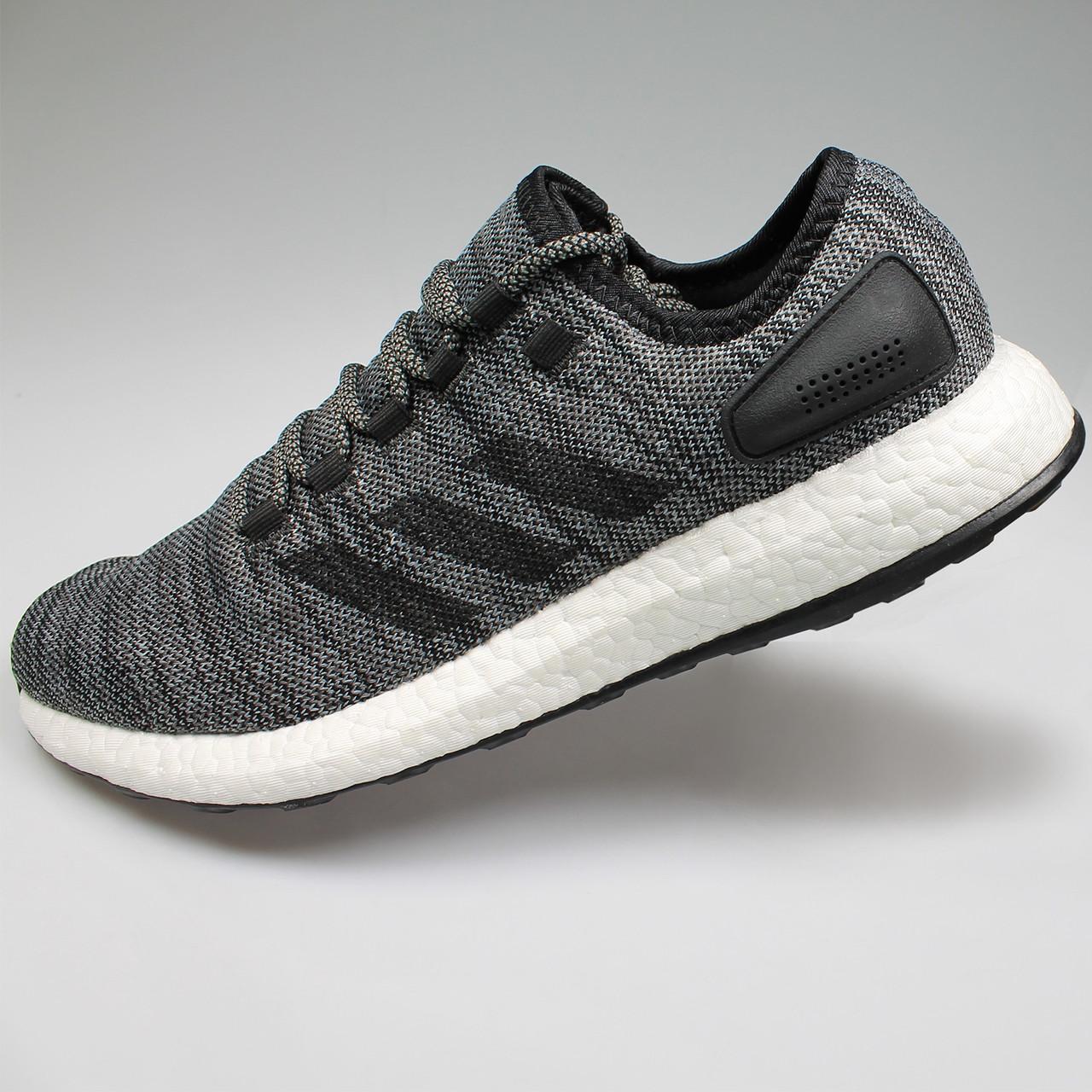 19d7fa4ada625 ... Adidas PureBOOST All Terrain Mens Sneakers S80787 - Grey