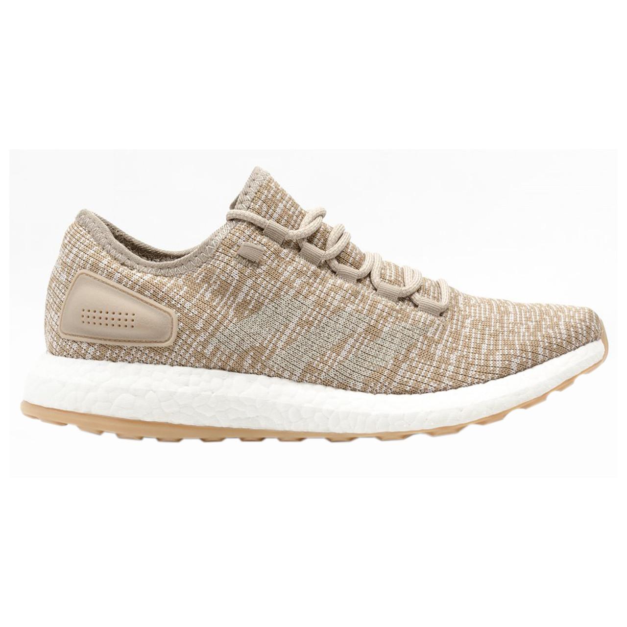 90324b2e4 Adidas PureBOOST Mens Sneakers S81992 - Khaki