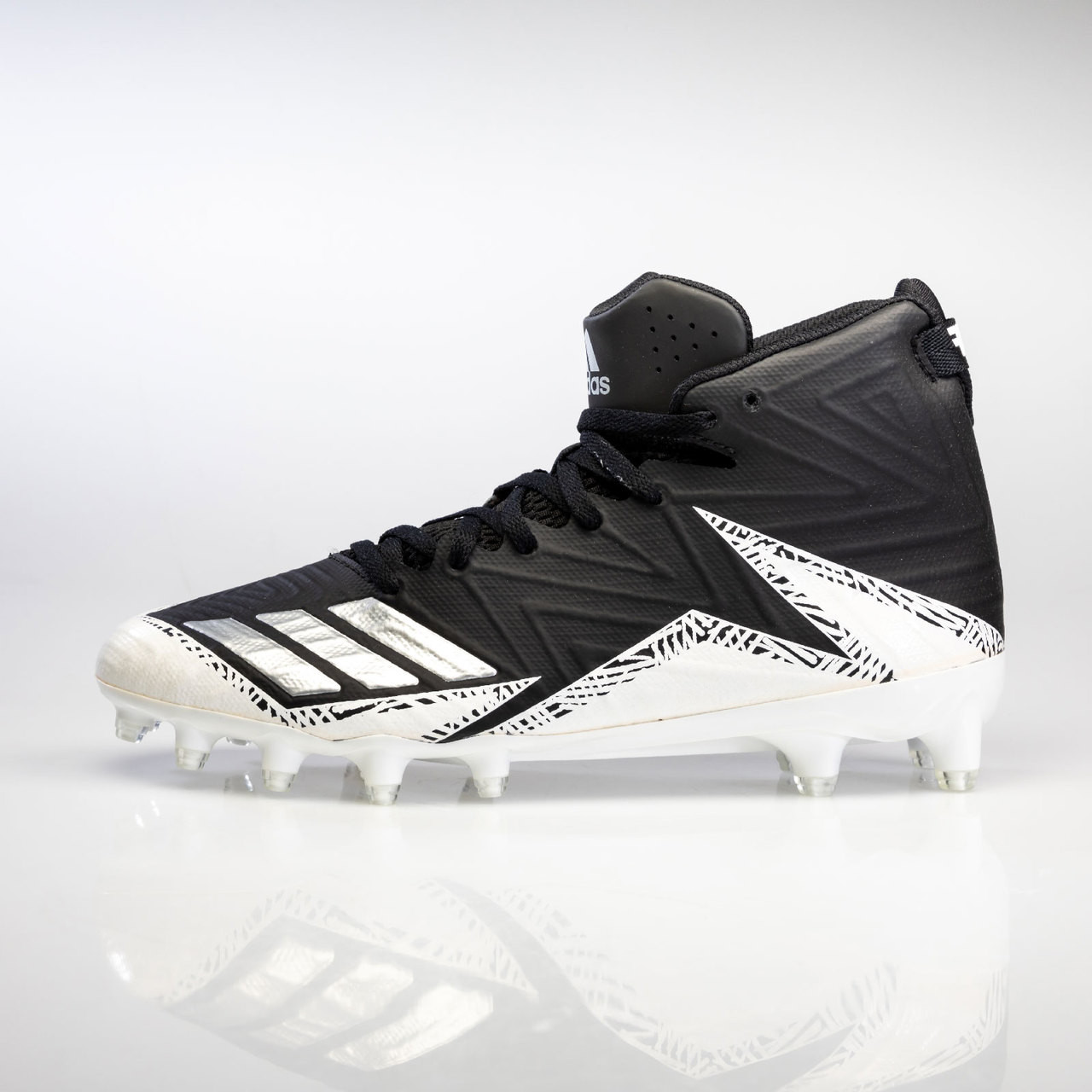 finest selection 6eb27 c24e0 Adidas Freak X Carbon Mid Senior Football Cleats BW0867