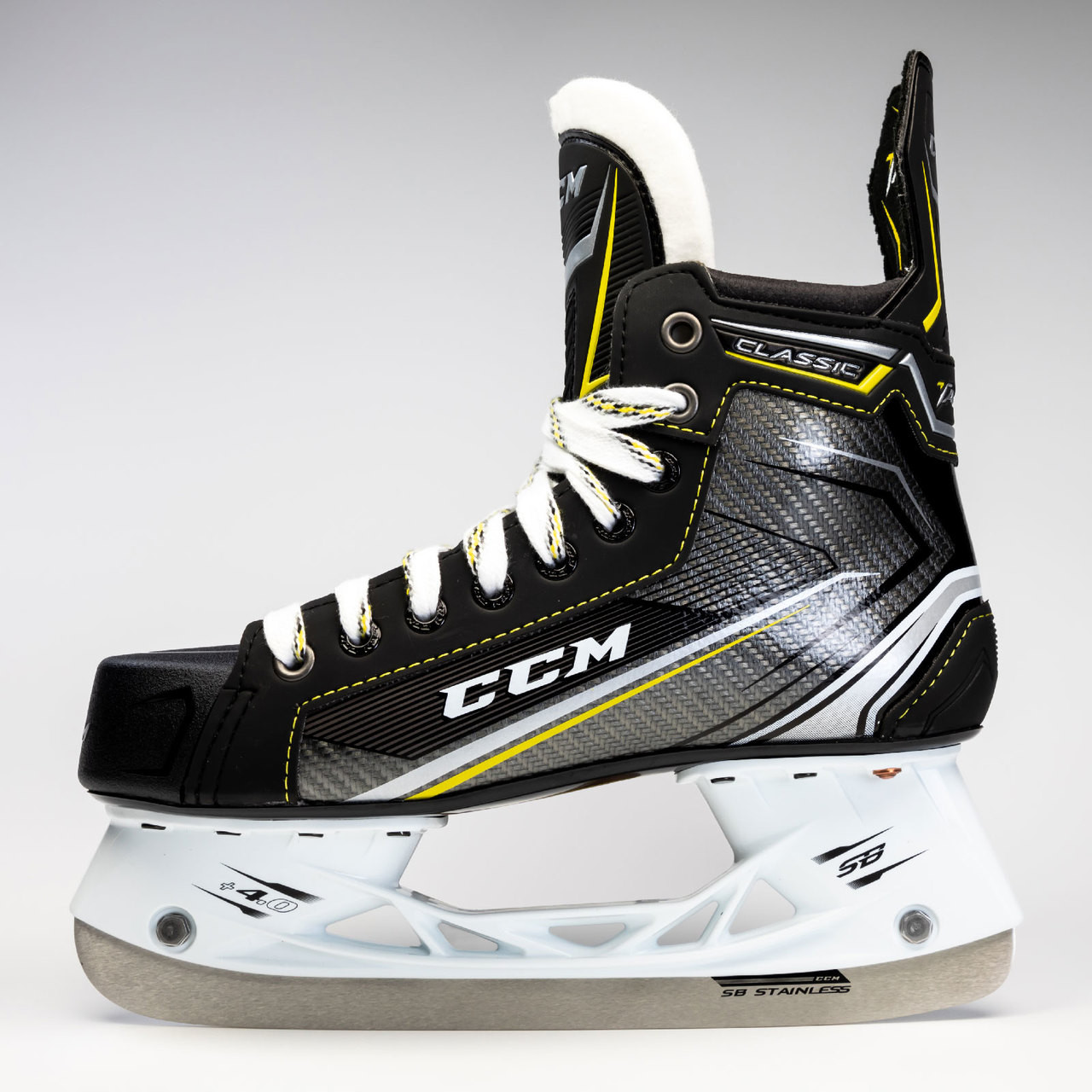 2abfb2463d1 ... CCM Tacks Classic 9060 SMU Senior Hockey Skates ...