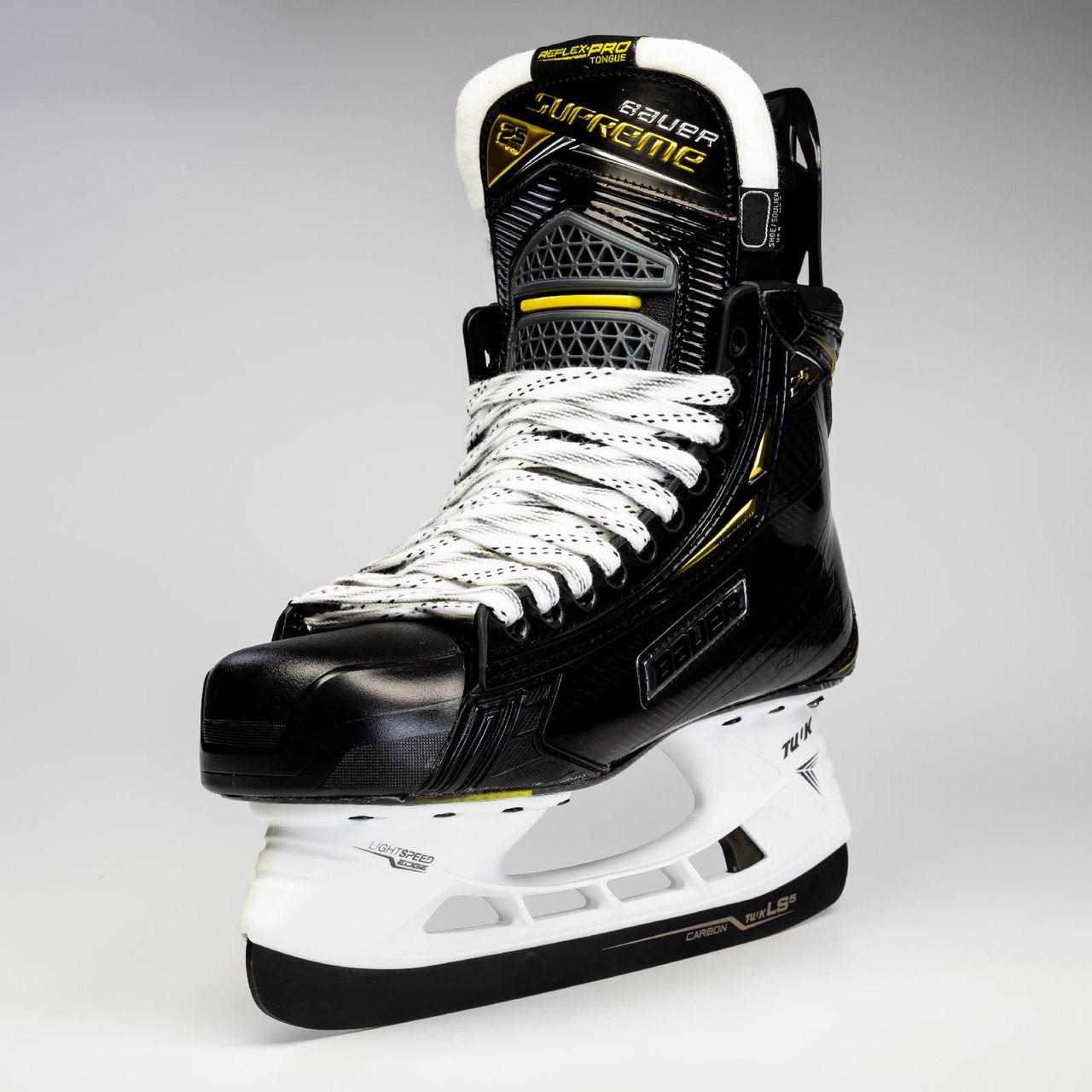 c7460bc4036 ... Bauer S18 Supreme 2S Pro Junior Hockey Skates ...