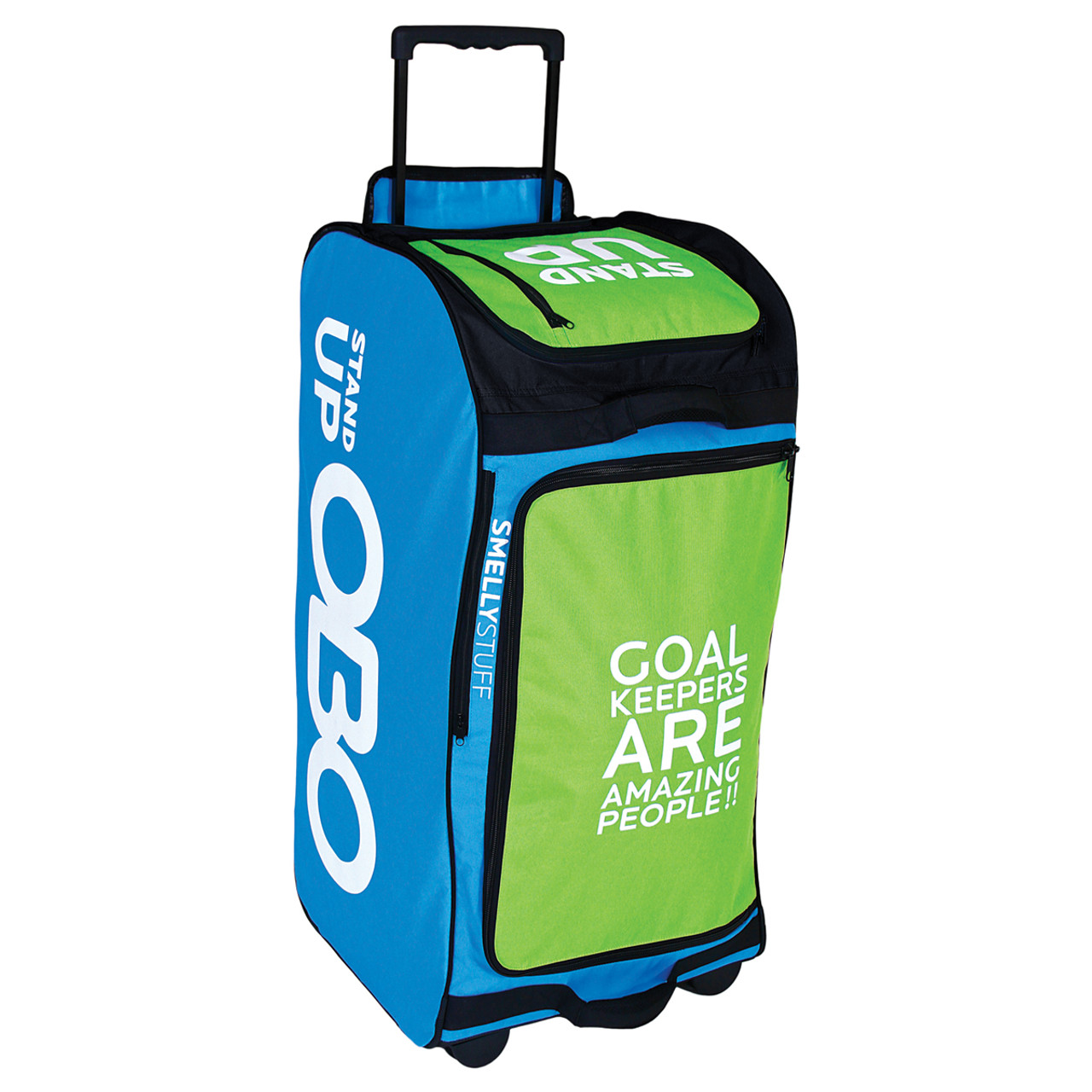 Obo Stand Up Wheelie Field Hockey Goalie Bag Everysportforless Com