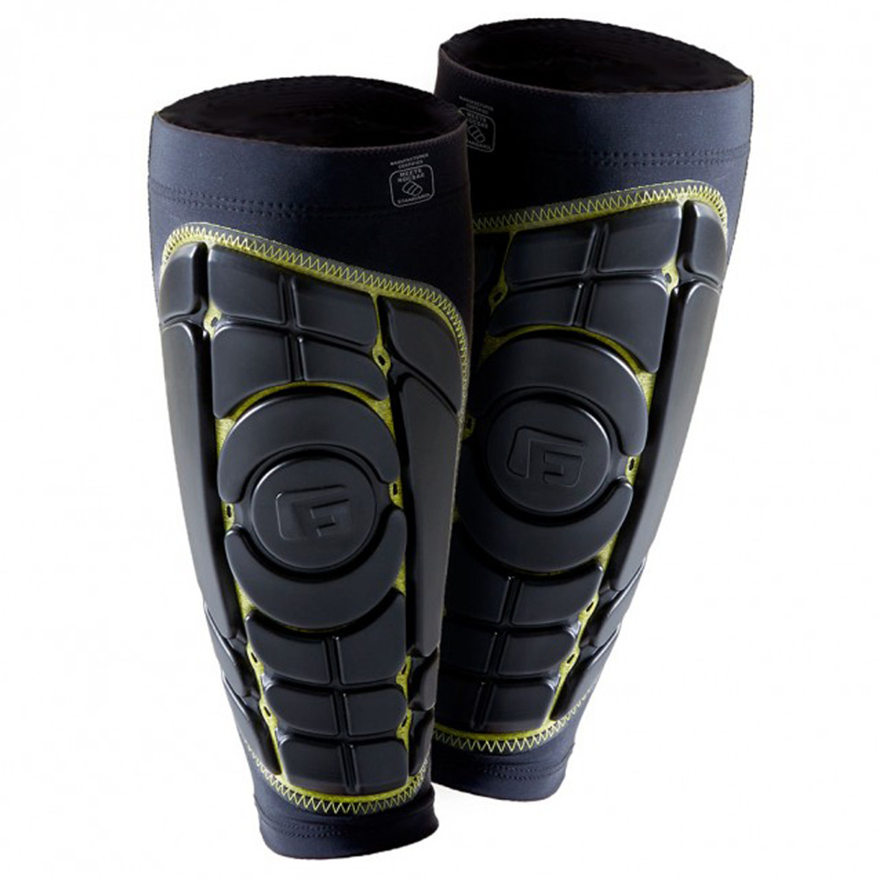 G-Form Pro S Elite Adult Soccer Shin Pads - Black 460818a14a21