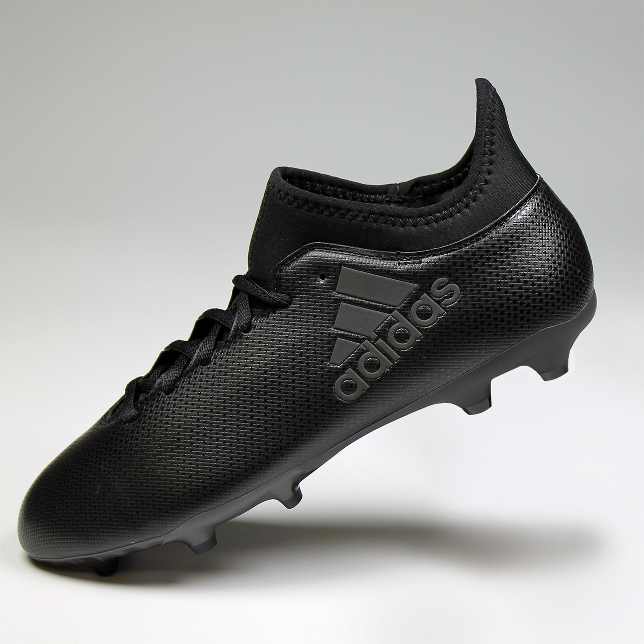newest collection 2e288 ece15 Adidas X 17.3 FG Junior Soccer Cleats CP8992 - Black
