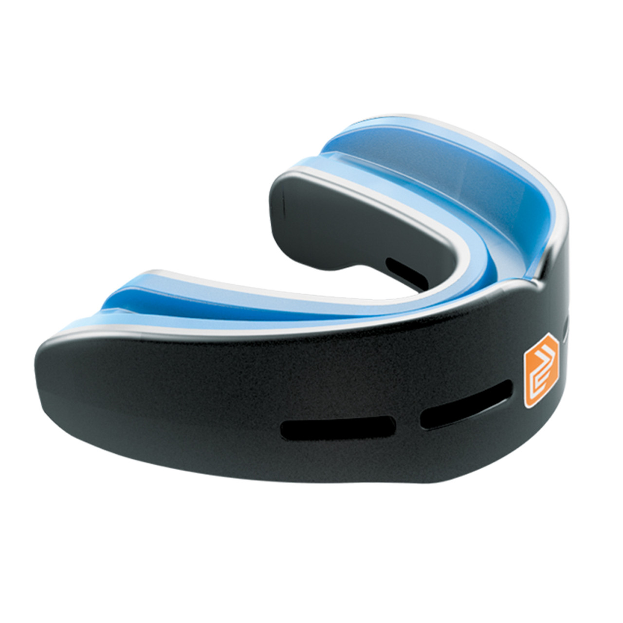 Shock Doctor Adult Nano Double Fight Mouthguard White
