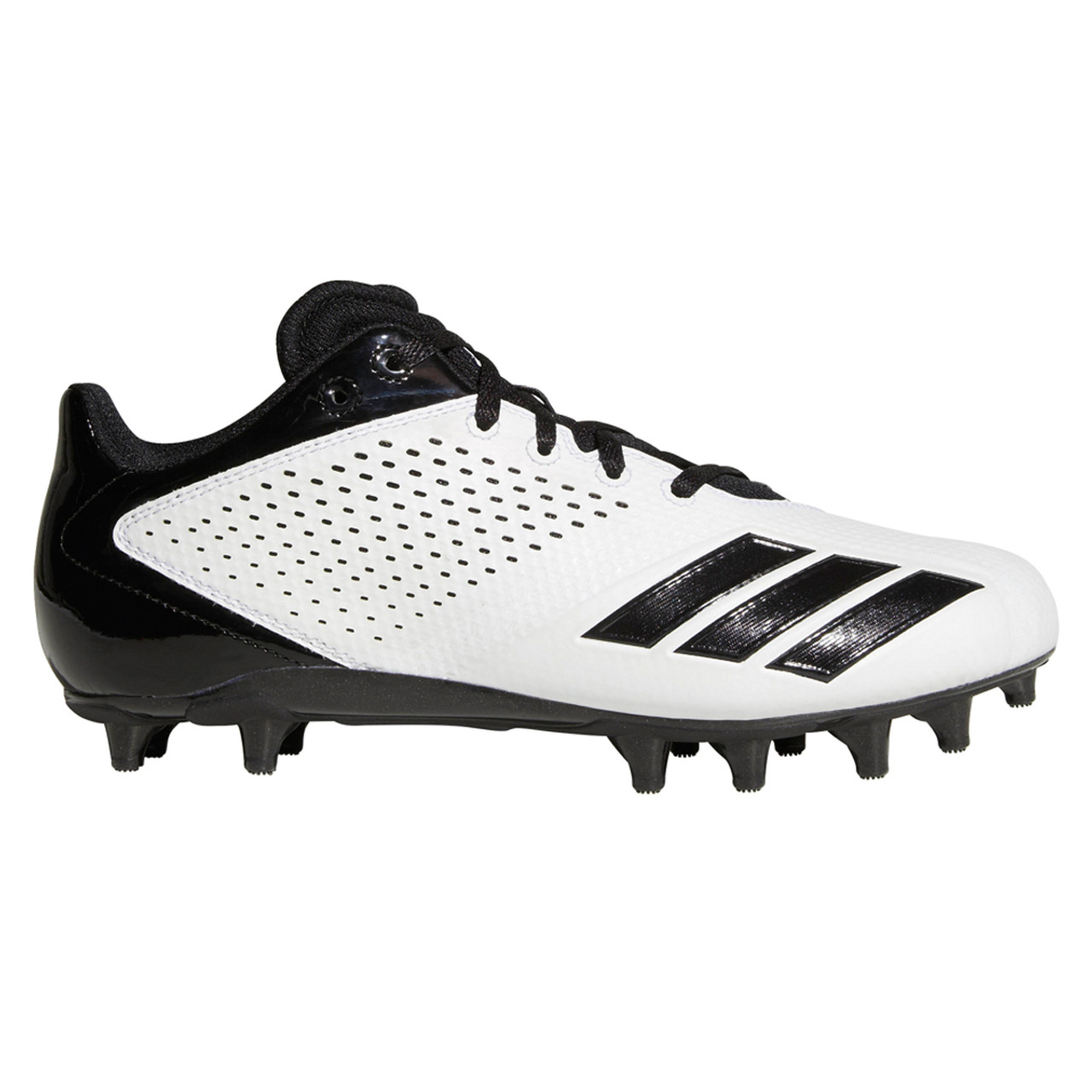 Adidas 5-Star Low Men's Football Cleats CG4323 - White, Black