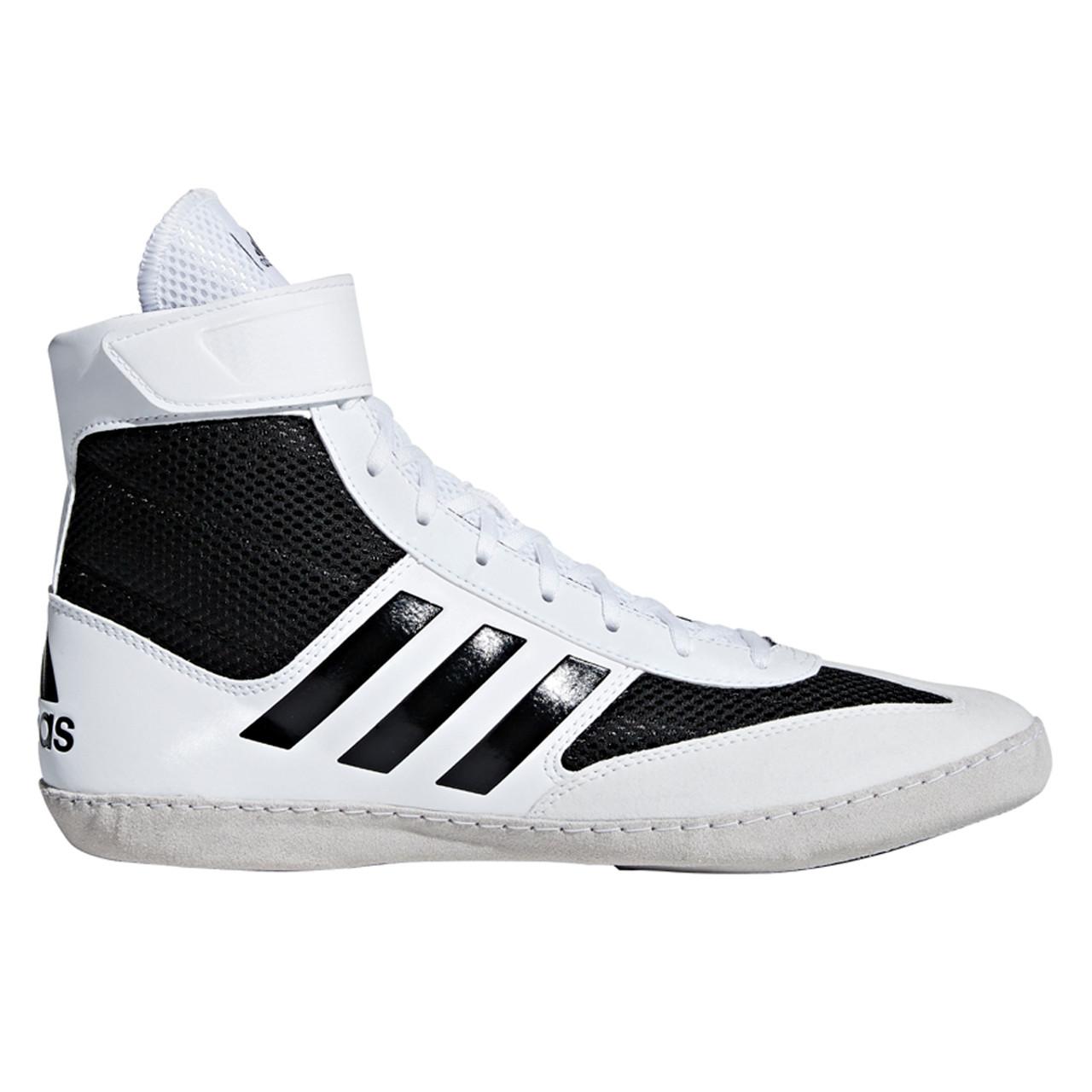 de044db90dc Adidas Combat Speed 5 Men s Wrestling Shoes AC7501 - White