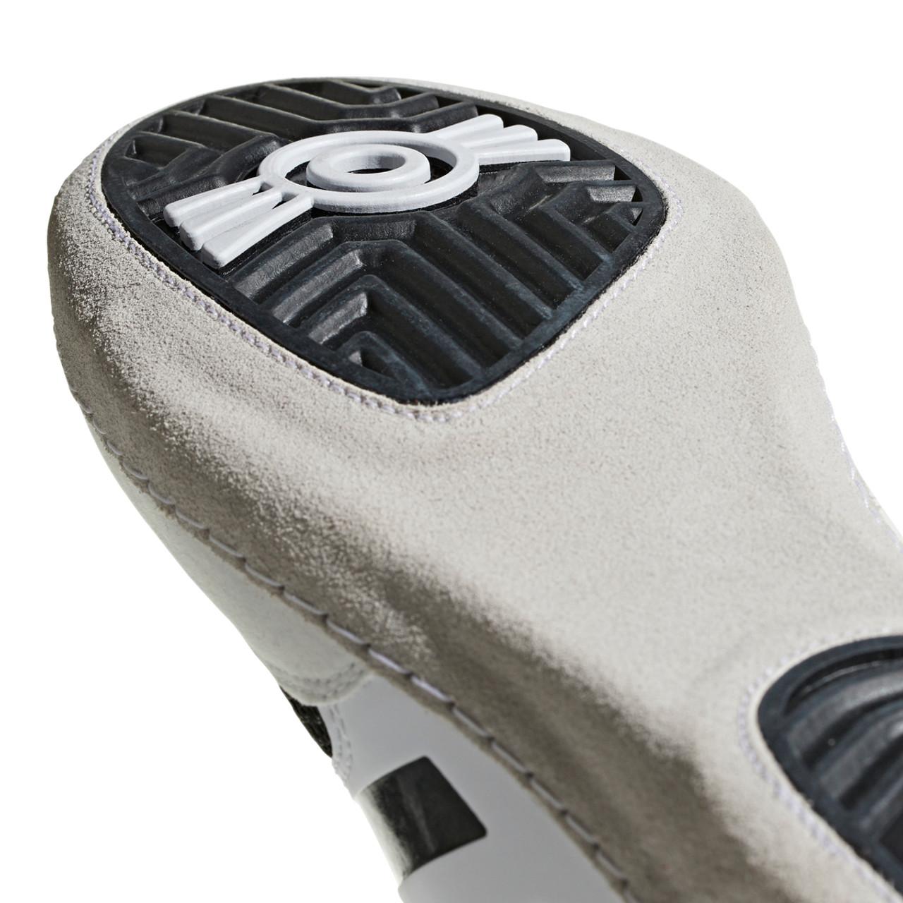 51d5b19ce70 Adidas Combat Speed 5 Men s Wrestling Shoes AC7501 - White