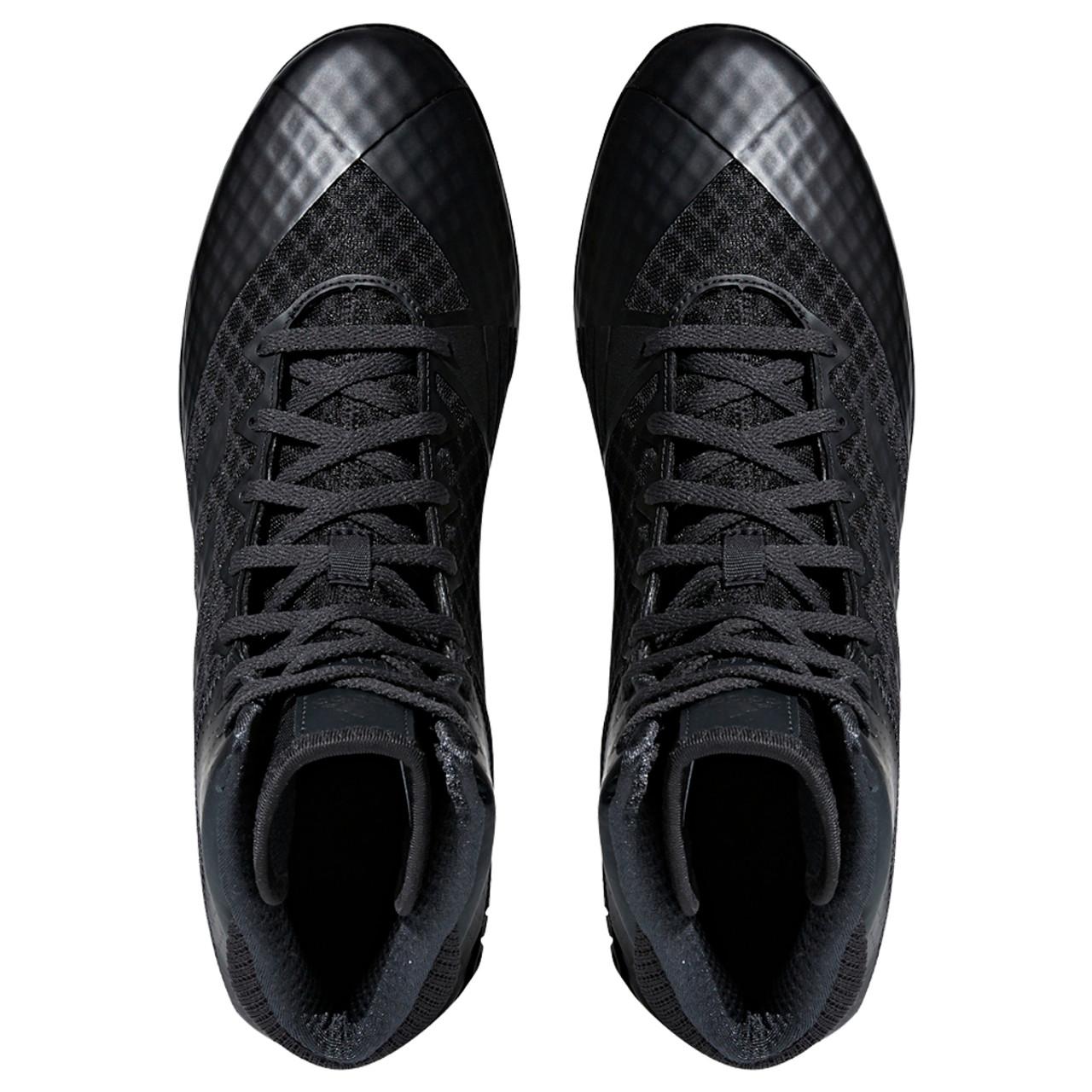 Adidas Mat Wizard 4 Men s Wrestling Shoes AC6971 - Carbon 4c4fc2825