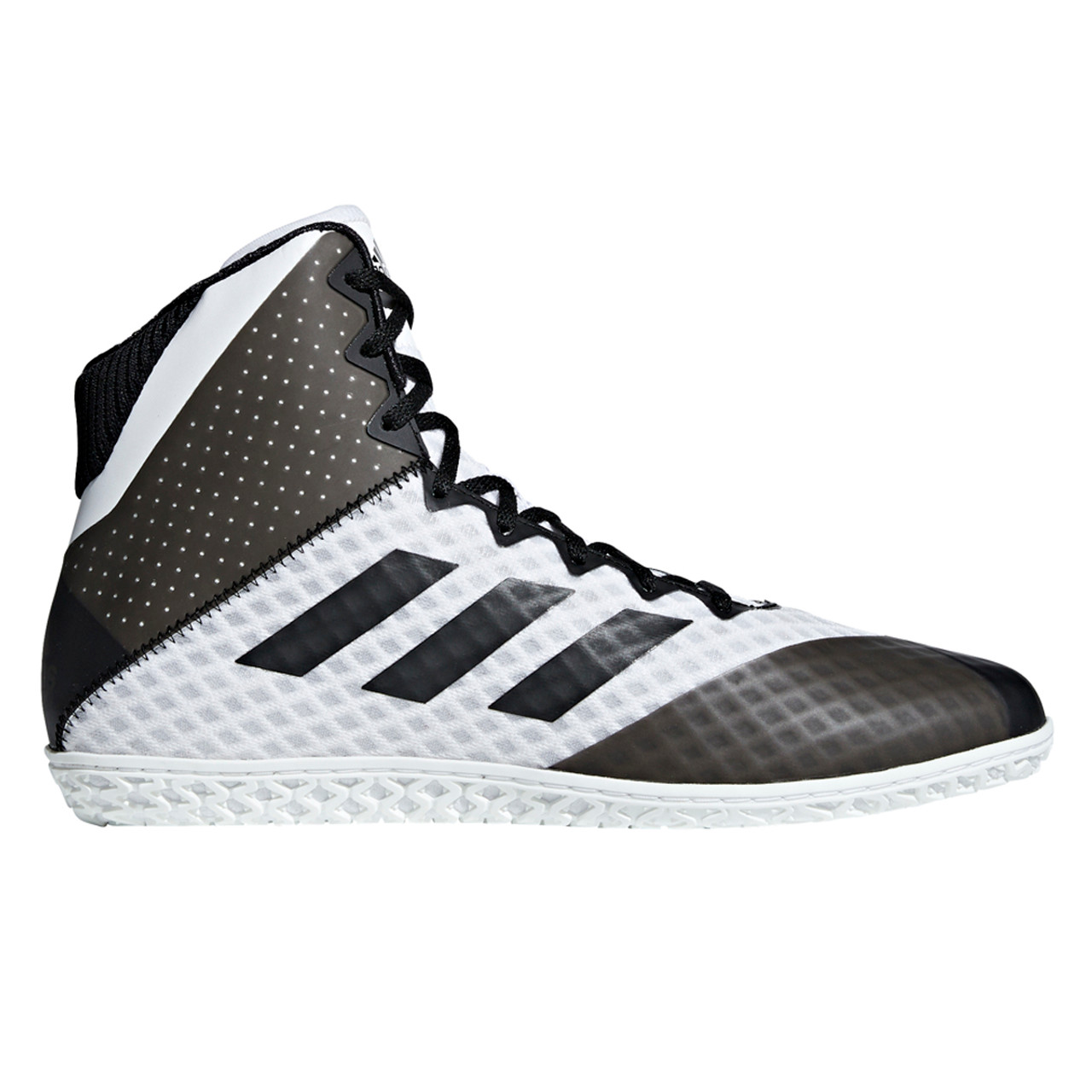 Adidas Mat Wizard 4 Men s Wrestling Shoes AC6974 - White 33c9dd748