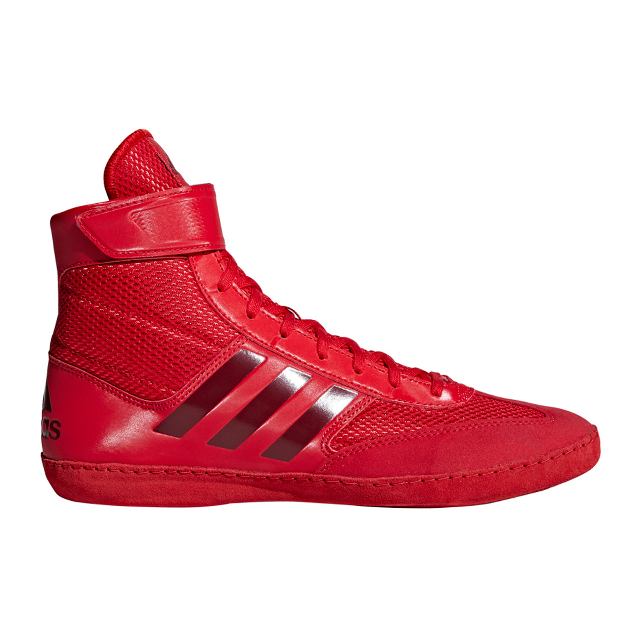 f2a575e727f Adidas Combat Speed 5 Men s Wrestling Shoes AC7499 - Red