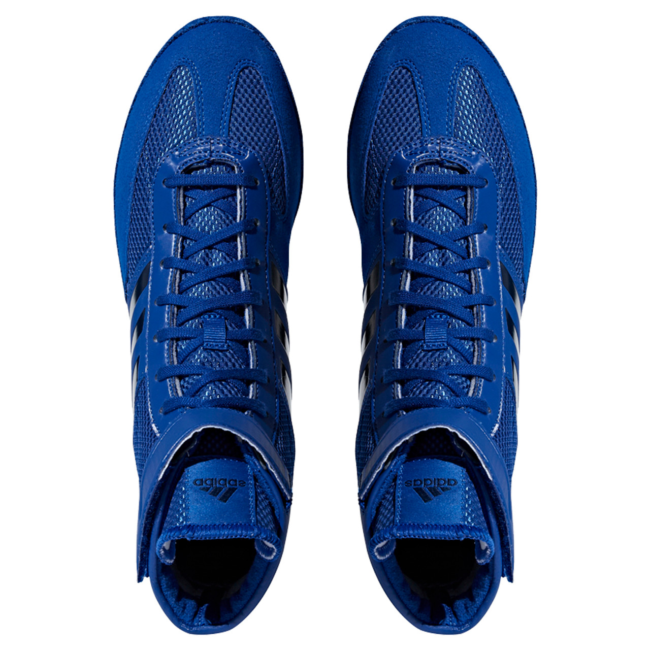 c8a6165bf54 Adidas Combat Speed 5 Men s Wrestling Shoes AC7500 - Royal