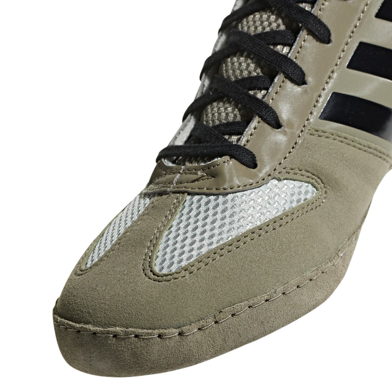 5aac8a0f35fcf9 Adidas Combat Speed 5 Men s Wrestling Shoes AC8709 - Tan