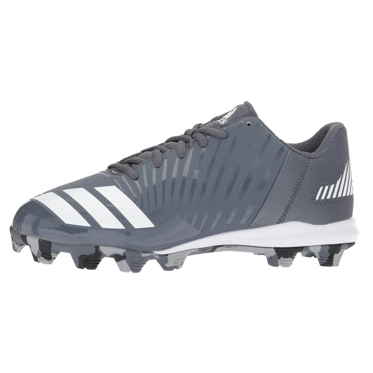 Adidas Icon MD Youth Baseball Cleats B39228 - Onyx 4db4e4e87e0