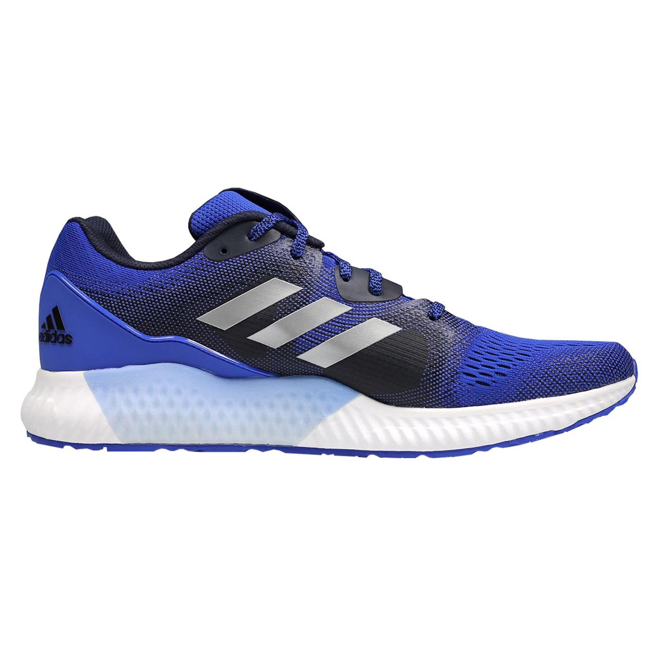 huge sale cc41f bbc8e Adidas Aerobounce ST Men's Sneakers CG4615 - Blue, Silver, Navy