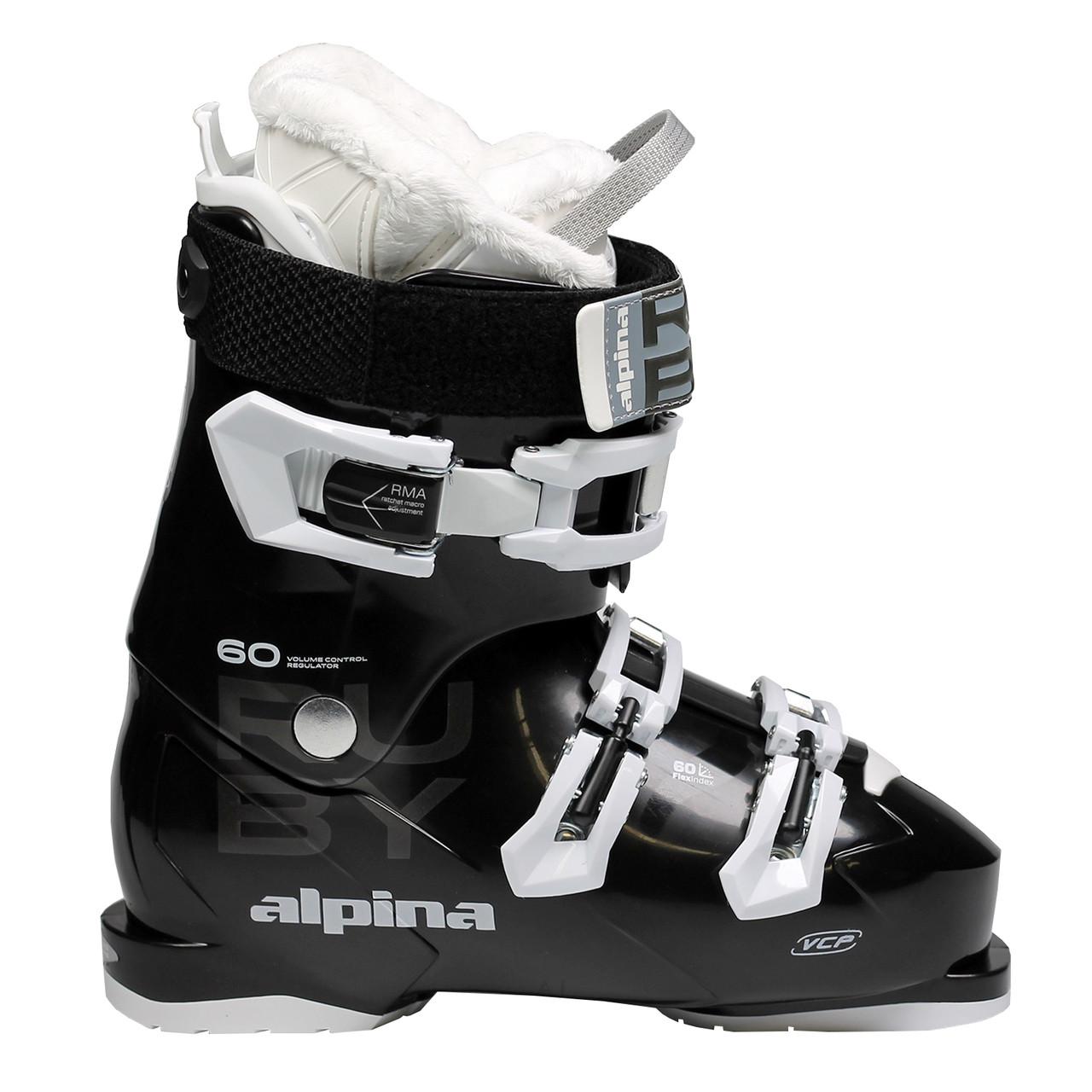 9f6acdd4dceb Alpina Ruby 60 Women s Ski Boot - Black
