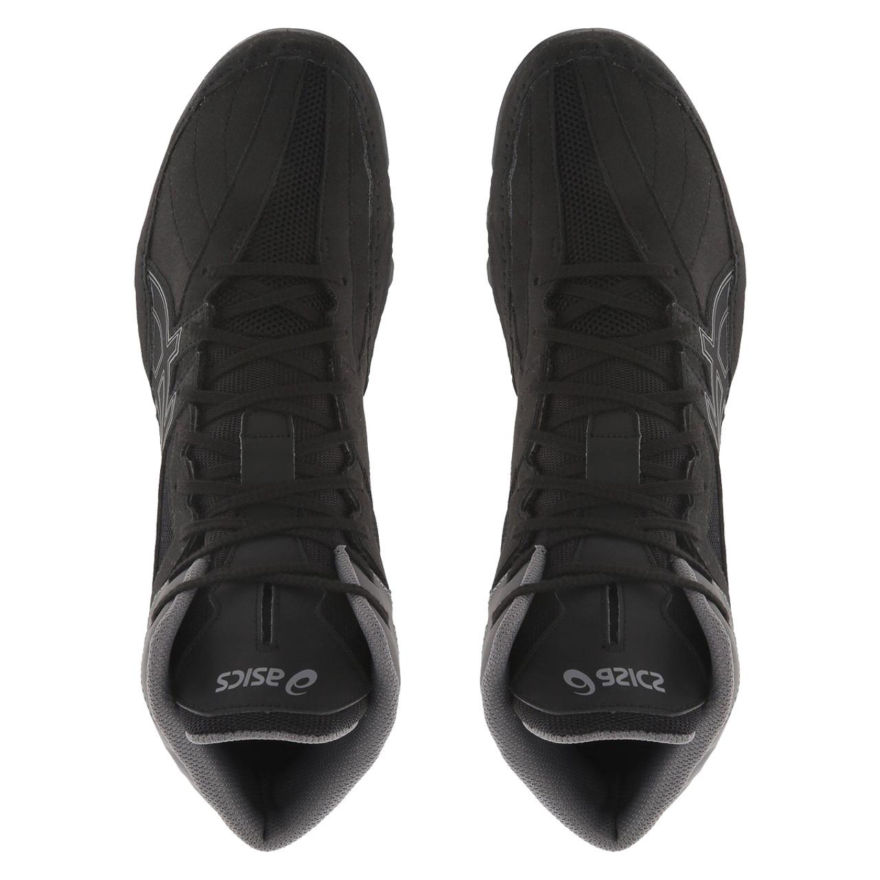 25cc92104947 Asics Mat Control Men s Wrestling Shoes - Black