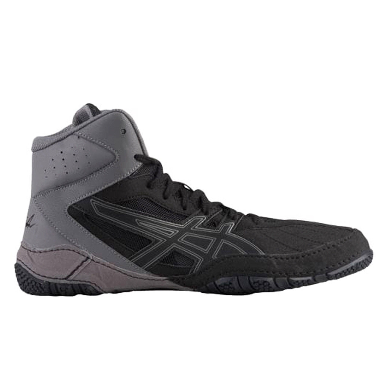 51af8a5d94b59b Asics Mat Control Men s Wrestling Shoes - Black